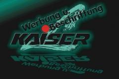 Kaiser Werbung