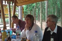 Trainingslager 2011 in der Dübener Heide